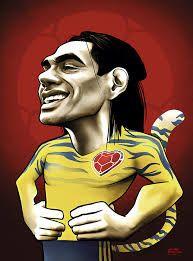 El tigre Falcao #colombia