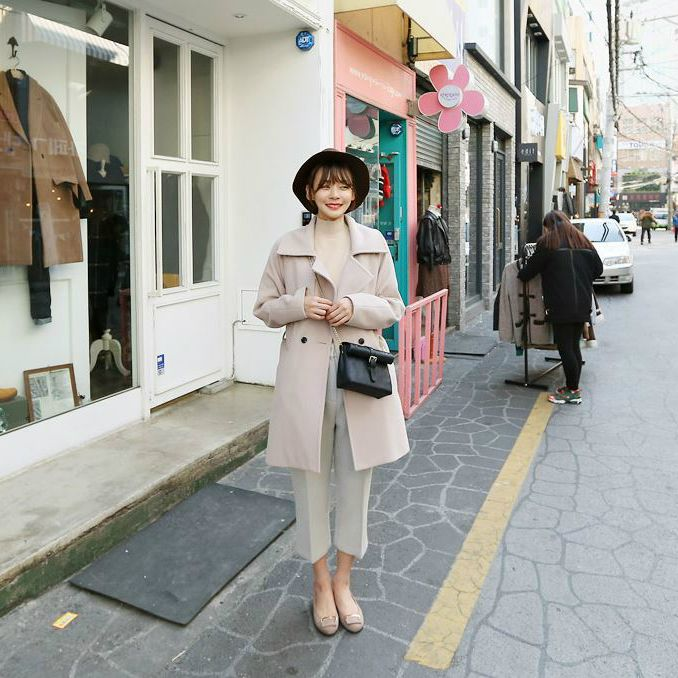 Korea women shopping mall [REALCOCO] Buckle point sulking BAG / Price : 34 USD #realcoco #officelook #lowprice #cute #Pouch #minibag #bag  http://www.realcoco.com/