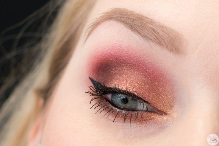 Huda Beauty Look  Rose Gold Edition Palette Makeup