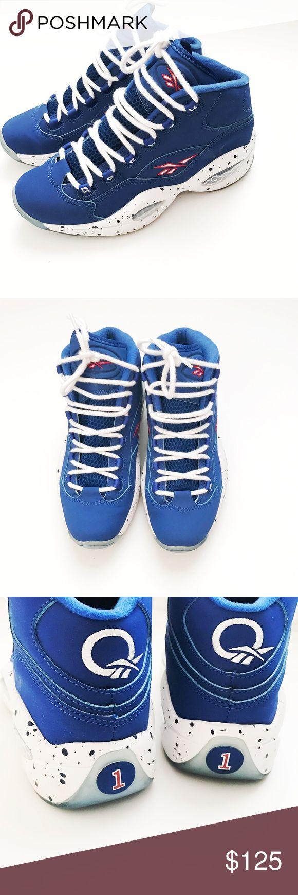 Reebok Allen Iverson Sneakers No trades Reebok Shoes Athletic Shoes