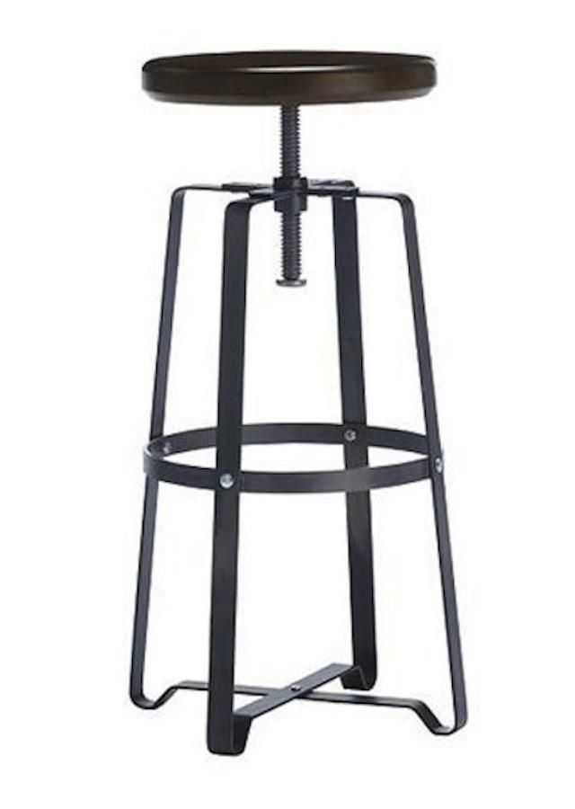 Industrial Stools  sc 1 st  Pinterest & Best 25+ Industrial stool ideas on Pinterest | Stools for kitchen ... islam-shia.org