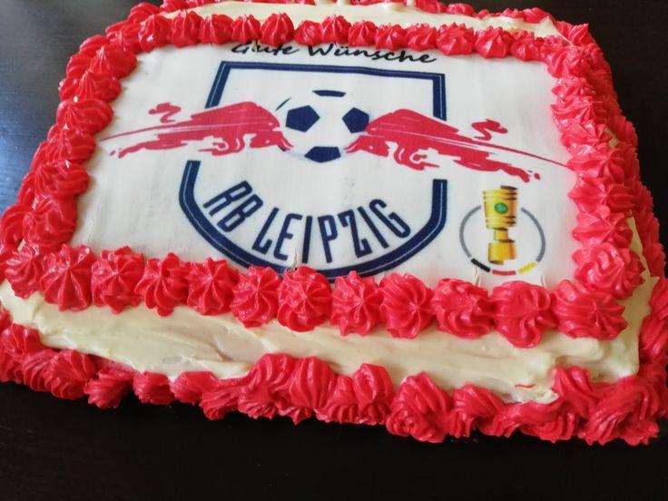 Torte RB Leipzig (mit Bildern) | Kuchen