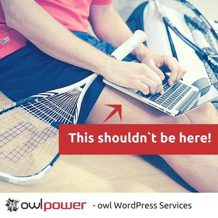 Save valuable time with owl WordPress services and allow yourself to pursue your passion >>> https://owlpower.eu/