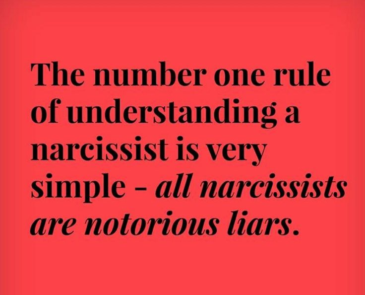 Liars, whether narcissists or not, are toxic.  They waste huge amounts of time that could be better spent on good things.  Liars are scum.