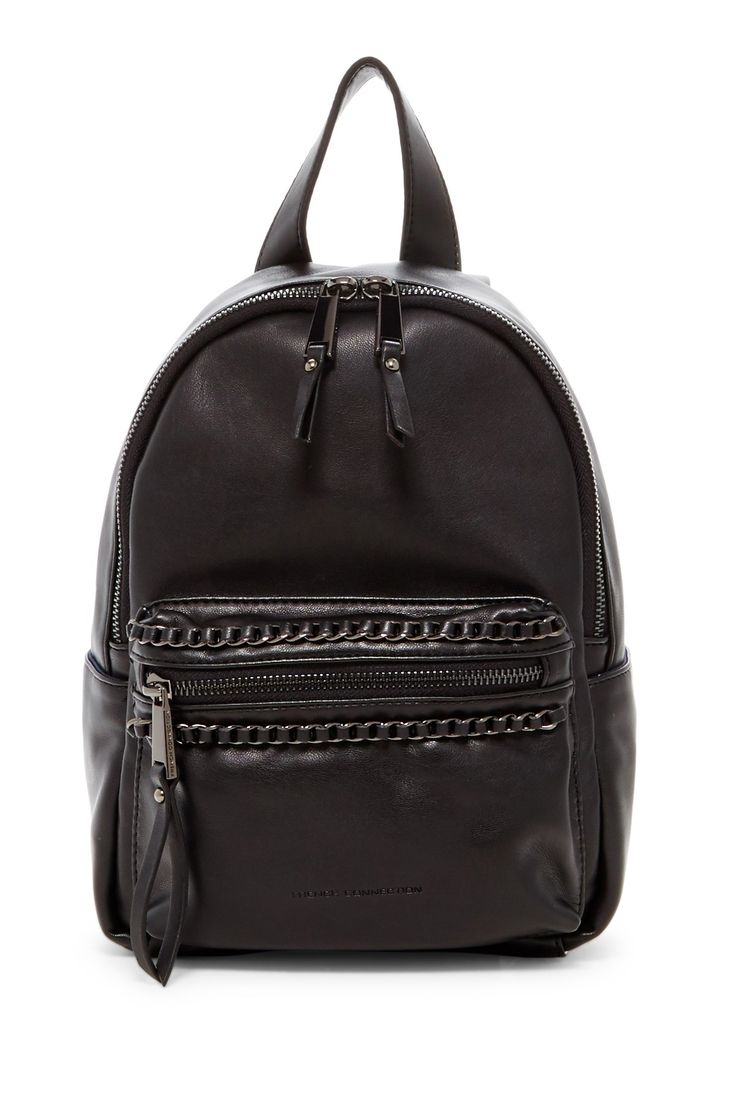French Connection - Alexa Mini Faux Leather Backpack at Nordstrom Rack. Free Shipping on orders over $100.