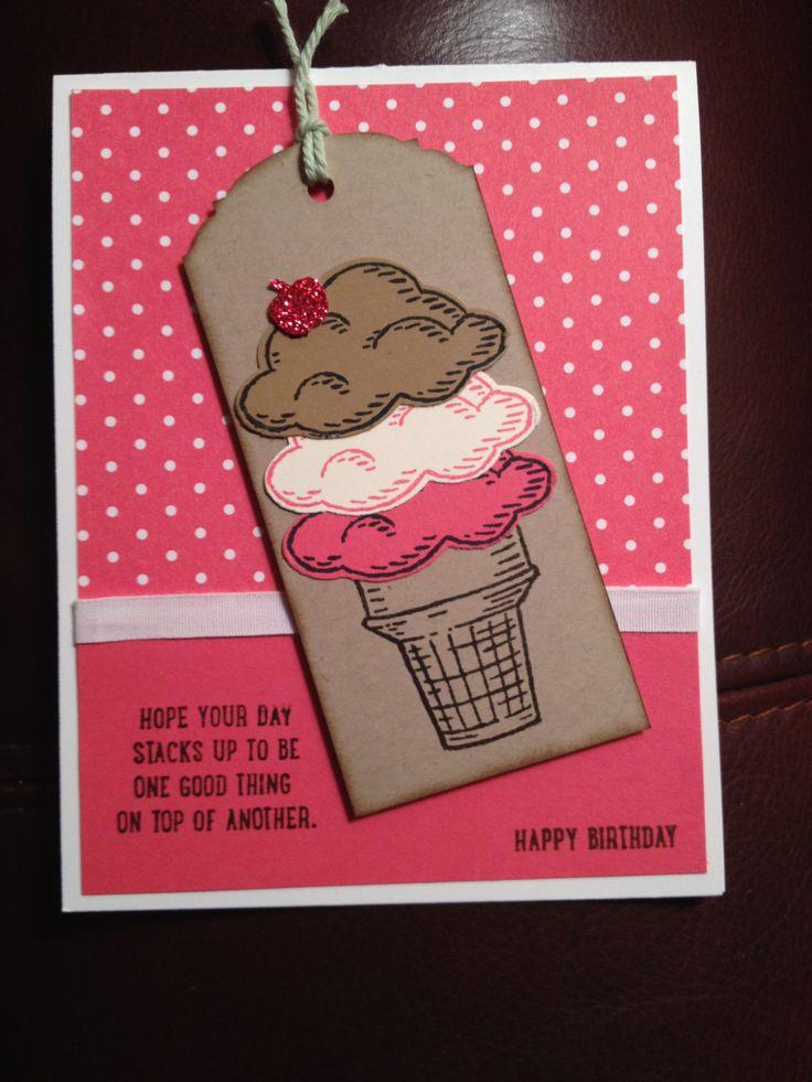 New Sprinkles of Life stamp set! Stampin' Up!