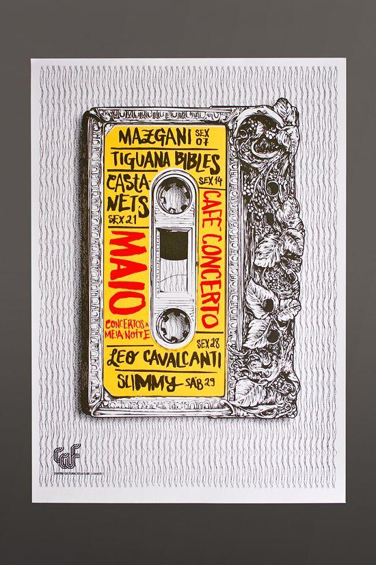 - Silk Screened Poster byAtelier Martino&Jaña