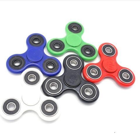 Fidget Toy Plastic Spinner