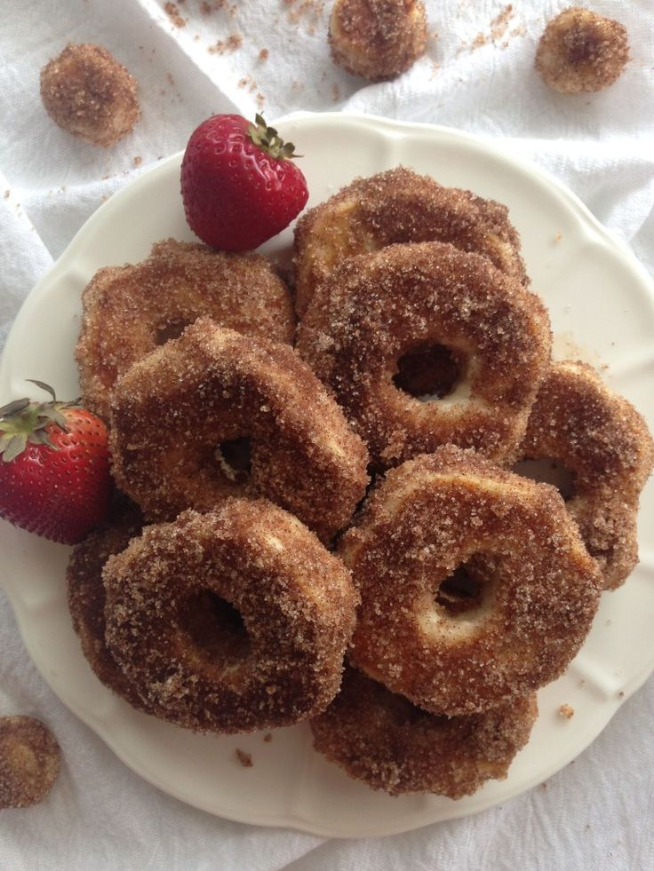 donuts in the world. Made with cinnamon-sugar and Pillsbury biscuits ...