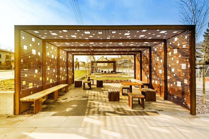 Piazza a Gora Pulawska/ Architects : 3XA