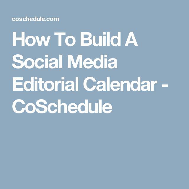 Best 25+ Social media calendar template ideas on Pinterest - steps for creating a grant calendar