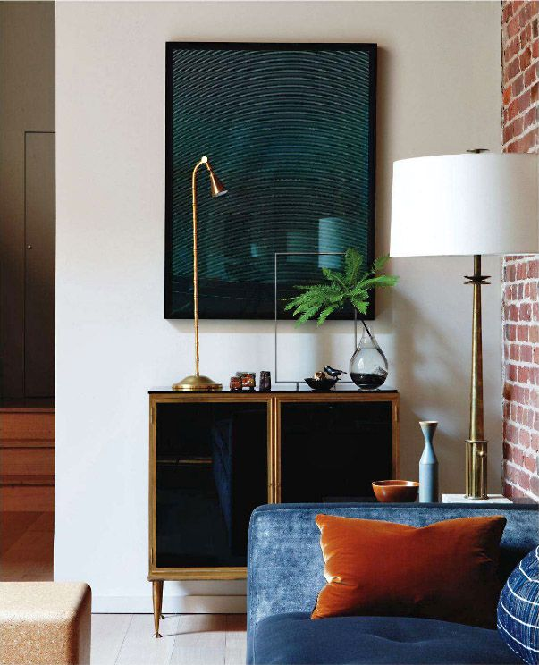 Home of interior designer Steven Volpe