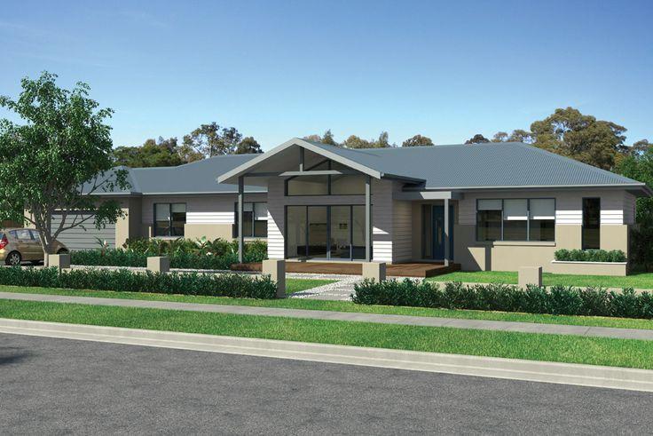 Home Design - Lansdowne 304 - Hotondo Homes