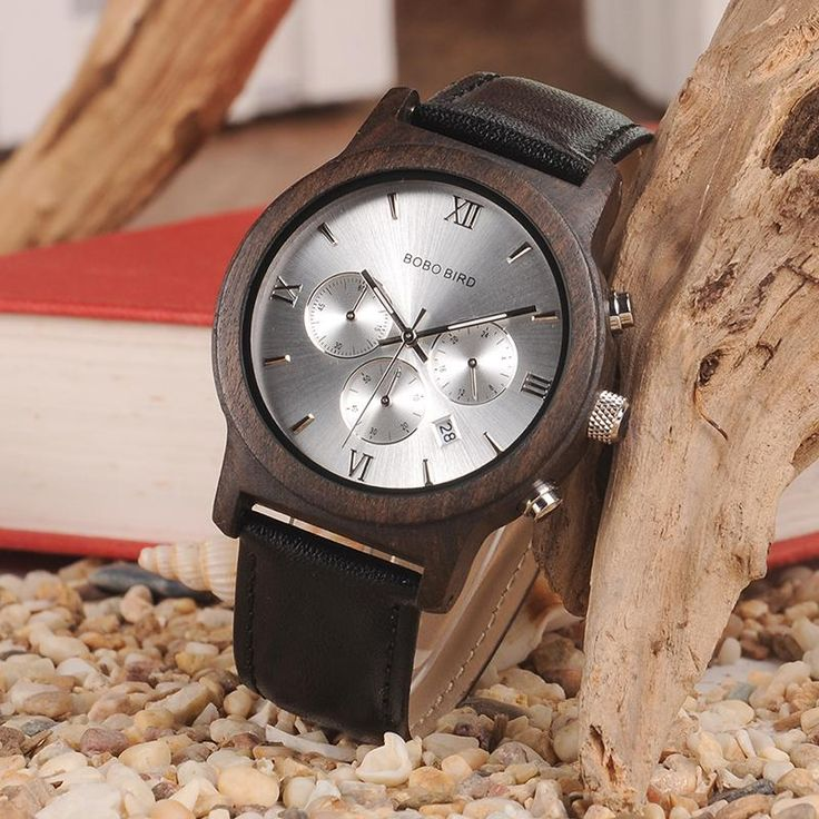 sapele grain watches black youtube wood original watch barrel