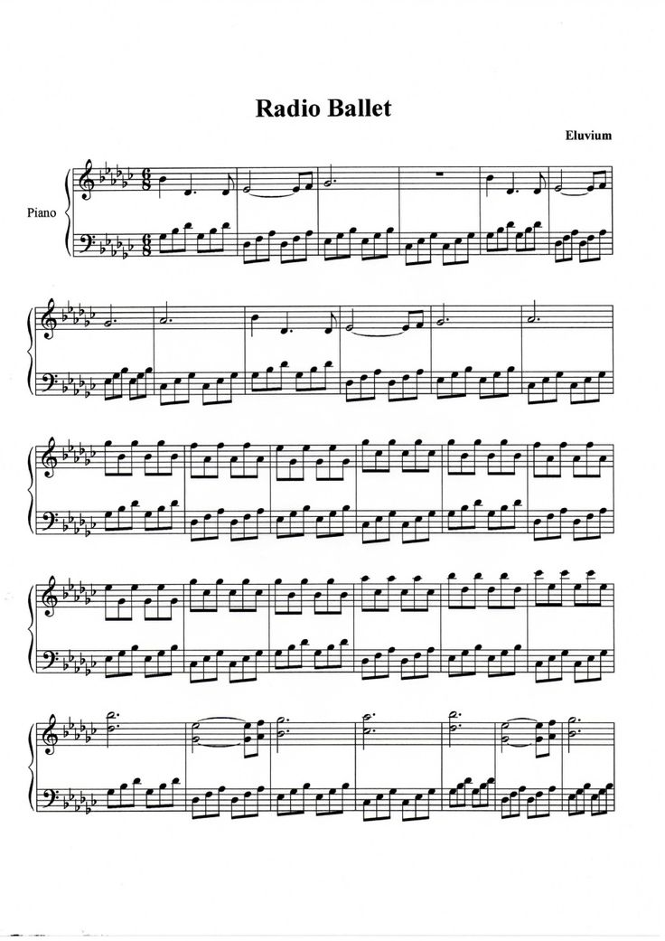 Best Piano Images On   Sheet Music Music Sheets And