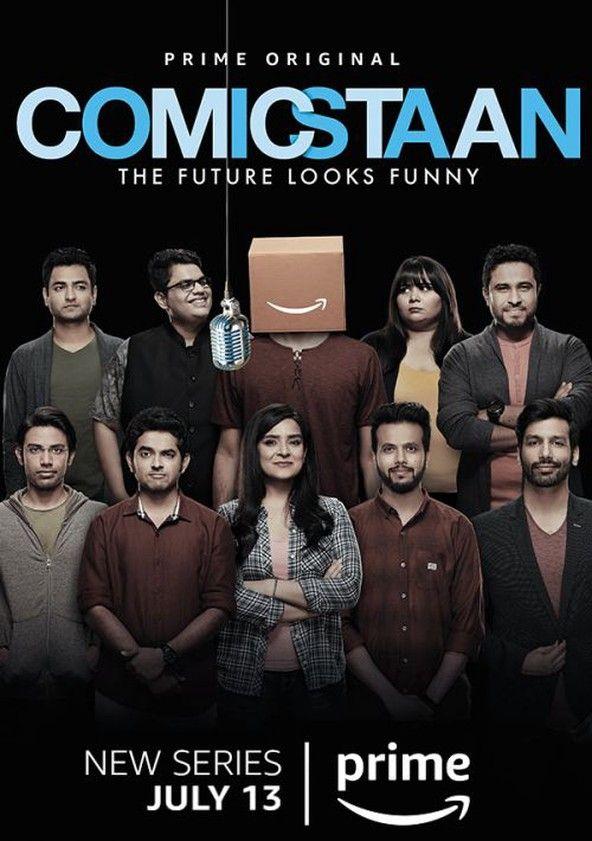Comicstaan Season 2 (2019) Complete