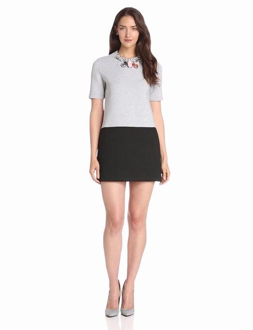 Amazon.com: Funktional Women's Discovery Color Blocked Dress, Block, Medium: Clothing