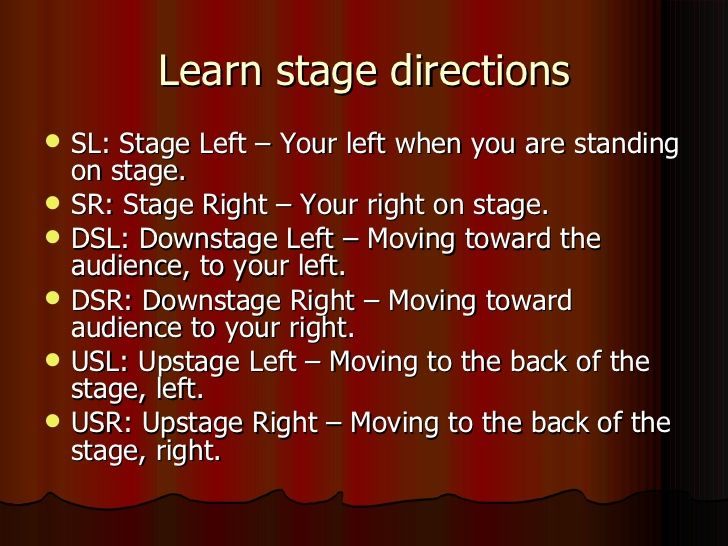 Learn how to survive on stage. #Quote #Actingtip #actingagent #Actingadvice #Castingsolution #CastingHotel #AuditionTip