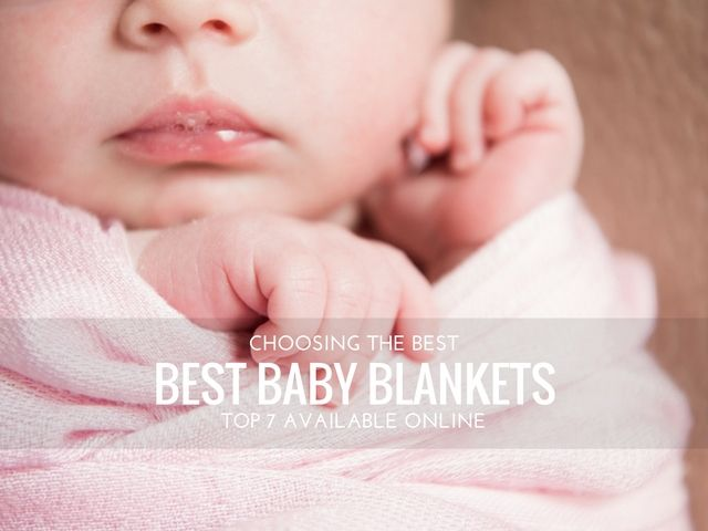 Choosing the Best Baby Blankets Whether you're a mom to be, or have a friend who's expecting- baby blankets, among other things, are an absolute essential. And that's why we're here with a list of the 10 best baby blankets available online to help you make the selection easier with quick links to help you out! Luvable Friends Print Coral Fleece Blanket Crafted using super soft fleece fabric that provides just the right amount of comfort for your baby's gentle skin, this blanket is a great…