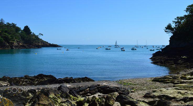 Blue Sea - Cancale (35), France - null