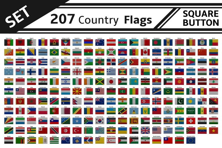 set countries flags european union in 2020 Countries and