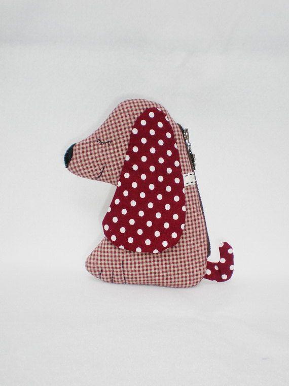 taštička - pes