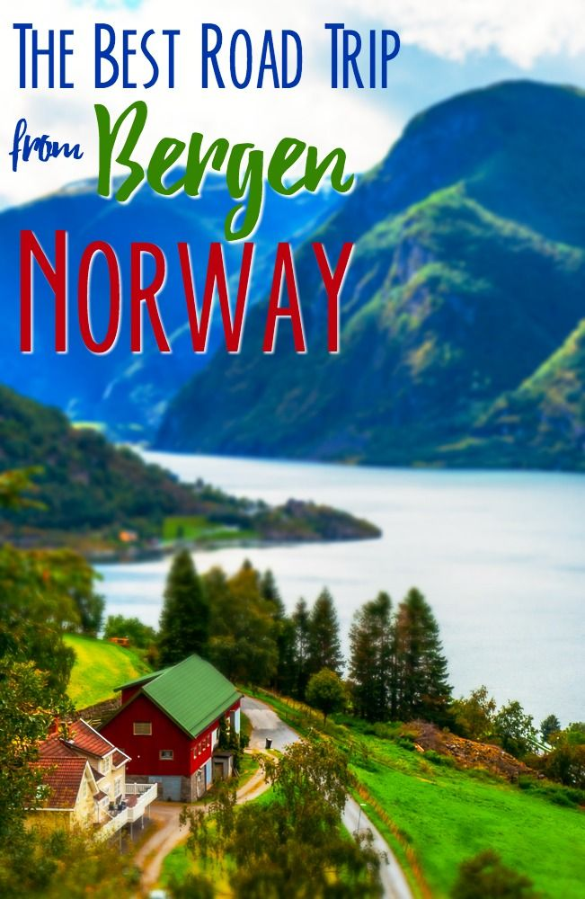 If you're looking for a beautiful short road trip out of Bergen, Aurlandsfjellet and Sognefjellet are two of Norway's most beautiful drives. Click to read more about this road trip!