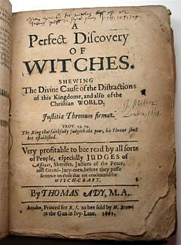 an overview of modern day witch hunts in nigeria The european witch-hunts, c 1450-1750  as we will see in the modern-day case-studies below, such generalized stress -- including the prevalence of epidemics and .