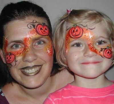Halloween faces: Brisbane, Queensland, Australia I am passionate about Face Painting and this has lead me to run my own business first in the UK and now in Australia. I