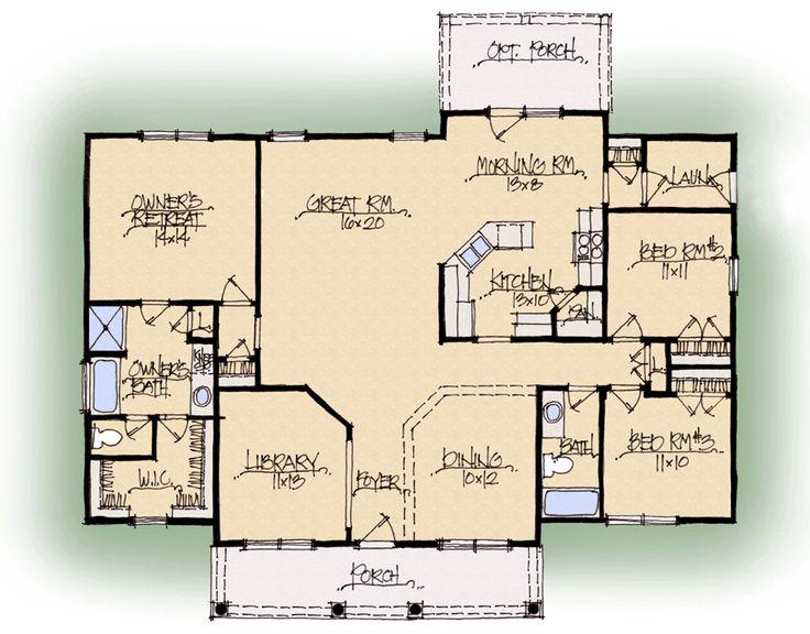 15 best First Home Floor Plan images on Pinterest Floor plans - copy garage blueprint maker