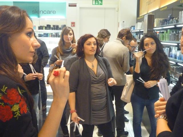 Workshop Profumo - 27 novembre 2012