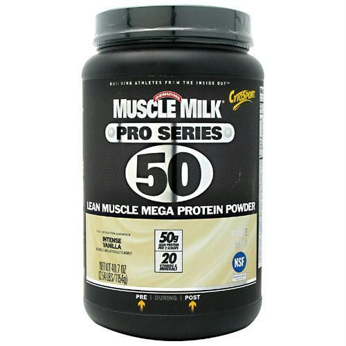Cytosport Muscle Milk Pro Series Intense Vanilla - Gluten Free