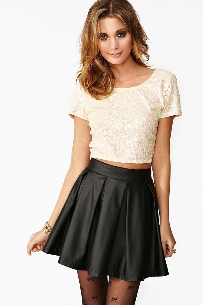 best 25 leather a line skirt ideas on black a