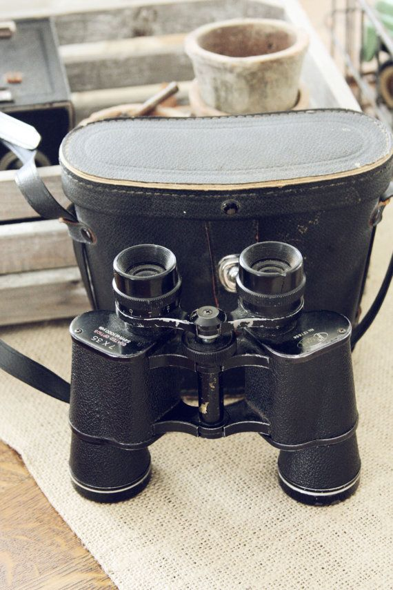 Vintage binoculars for Suzy from Etsy