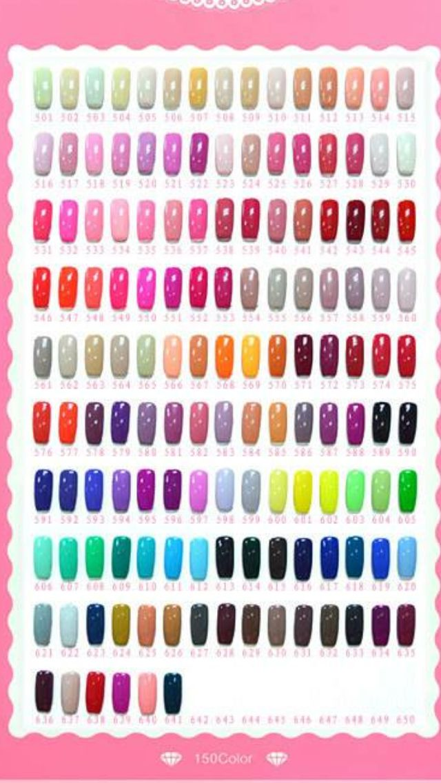 Gel color - www.e-nails.gr