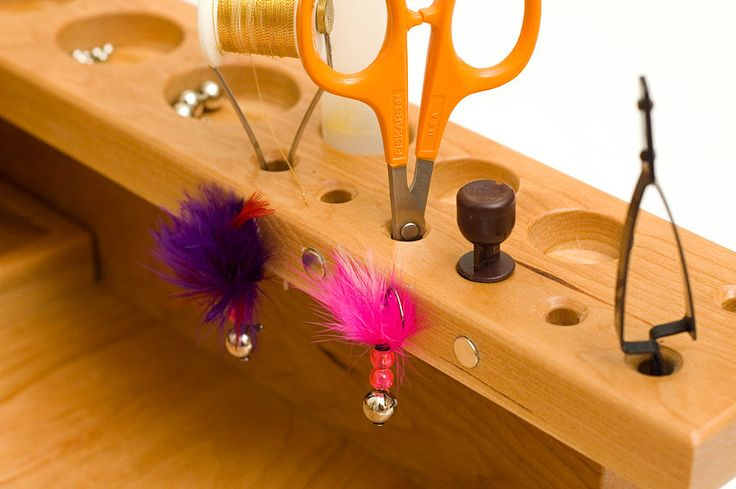 50 Best Fly Tying Stations Accessories Images On Pinterest