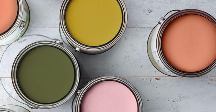 Vuelve a dar vida a tus muebles más antiguos con la pintura Chalk Paint y su amplia y bonita gama de colores.