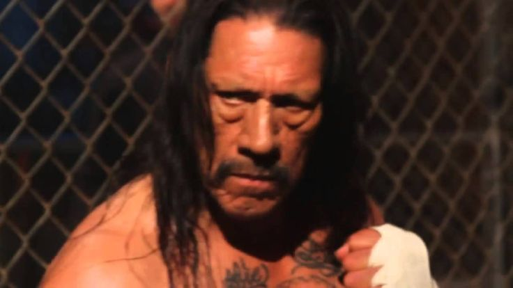 Interview with Danny Trejo and director Nick Lyon at Bullet Movie Set