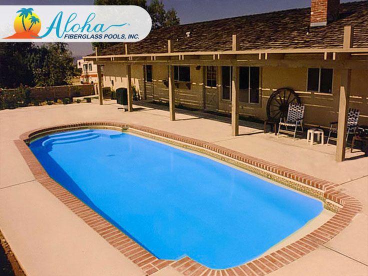 19 best roman pools from aloha fiberglass pools images on for Fiberglass pool manufacturers