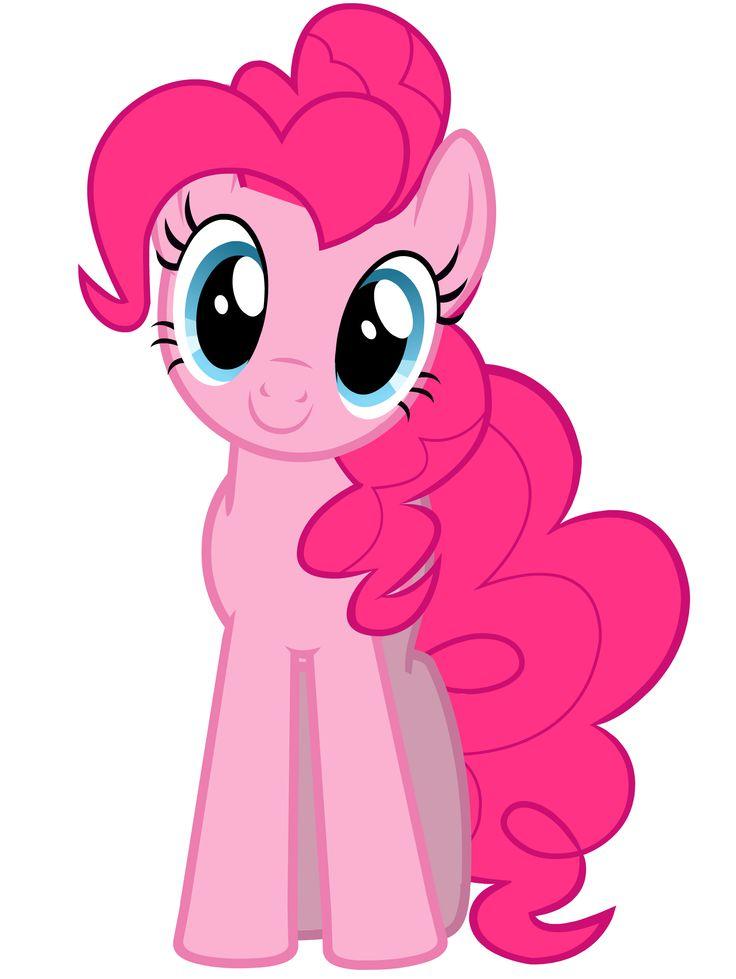 MLP - Cutie Happy Pinkie Pie