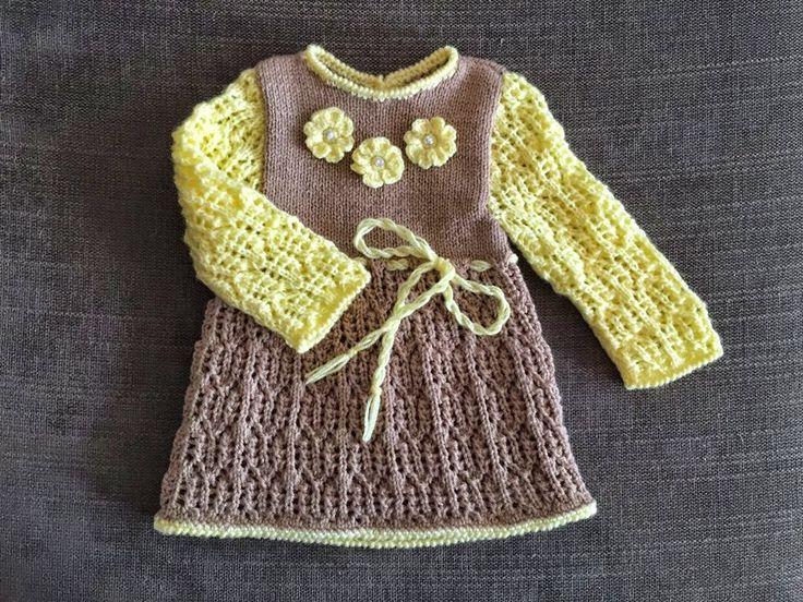 The Daily Knitter & Crocheter: Muris vs pet rescue & beautiful dress