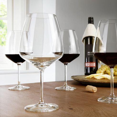Schickes Burgunderglas VIVO VOICE BASIC - Qualität von VILLEROY & BOCH