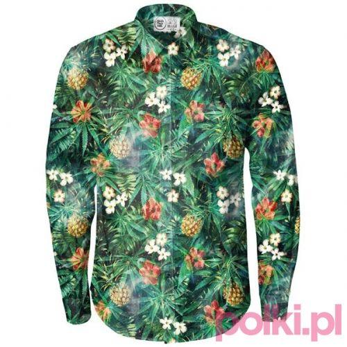 Wzorzysta koszula Aloha From Deer #polkipl #moda