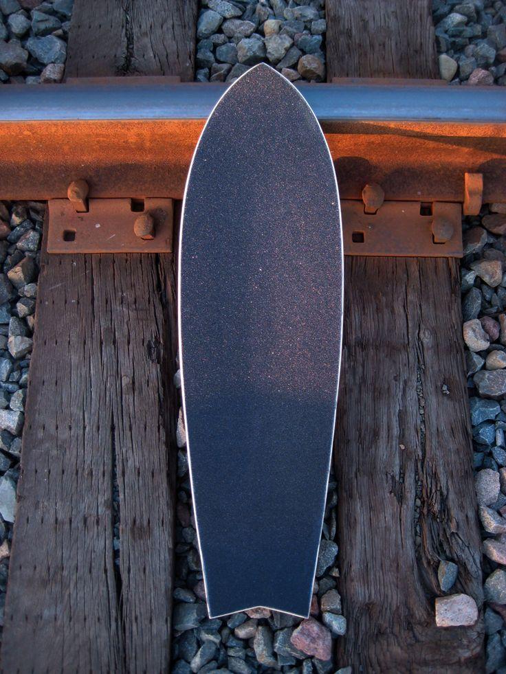 how to build a longboard skateboard