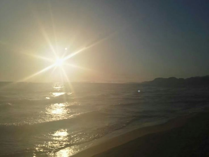Sunset... Sicily