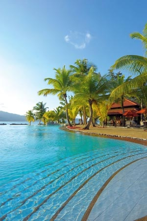 Sainte Anne Resort & Spa - A Beachcomber Hotel - Gallery  That's beautiful