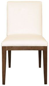 cobble hill daphne dining side chair - custom $460