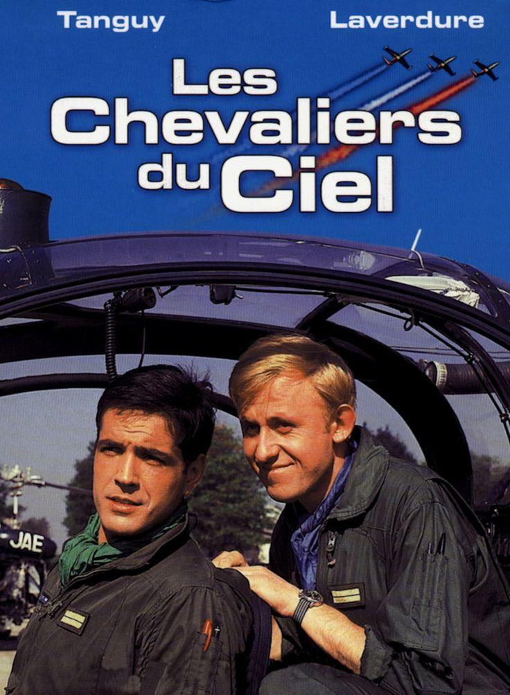 Les Chevaliers du ciel ou Les Aventures de Tanguy et Laverdure est une série télévisée française en 39 épisodes de 26 minutes, dont 13 diffusés en noir et blanc sur la première chaîne de l'ORTF, créée par Jean-Michel Charlier, d'après la bande dessinée Les Aventures de Tanguy et Laverdure dessinée par Albert Uderzo, et réalisée par François Villiers. La série a été diffusée à partir du 16 septembre 1967 sur la première chaîne de l'ORTF, puis sur la deuxième chaîne couleur.