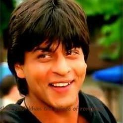 SRK looking good.