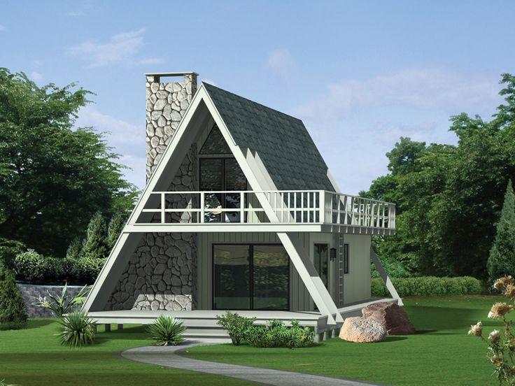 Best 25 A Frame House Plans Ideas On Pinterest